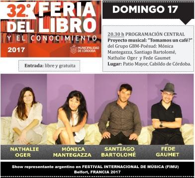 32° Feria del Libro 2017